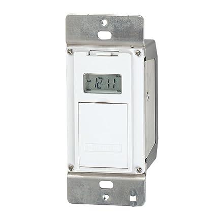intermatic ej500 indoor digital wall switch timer electrical rh amazon com