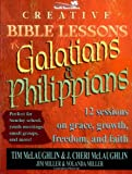 Creative Bible Lessons in Galatians and Philippians, Jim Miller and Yolanda Miller, 0310231779