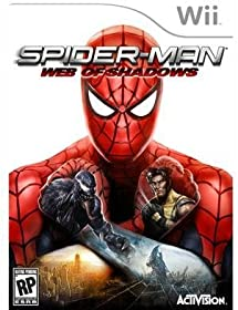 Spider-Man: Web of Shadows by Activision
