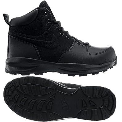 buy popular 97682 2c116 Amazon.com   Nike Manoa (gs) Big Kids Aj1280-001   Shoes