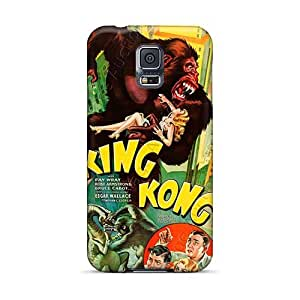 Samsung Galaxy S5 JsY1191WYVd Unique Design High Resolution The Jungle Book Series Perfect Hard Cell-phone Cases -ChristopherWalsh