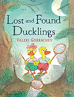 Book Cover: Lost and Found Ducklings