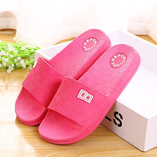 base thick slippers antiskid Hong 41 Mei slippers plastic home Lovers summer fq0xaa1