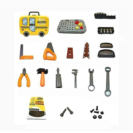 Lineary-CET Baby Block Toys Herramientas de reparación para ...