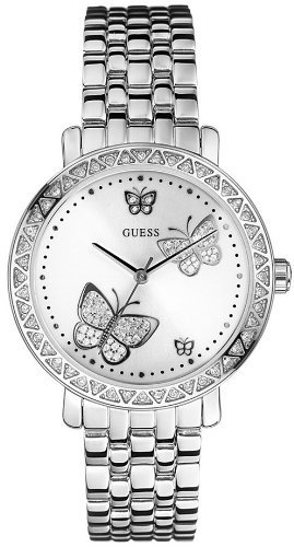 Guess Butterfly Ladies Watch G86013L
