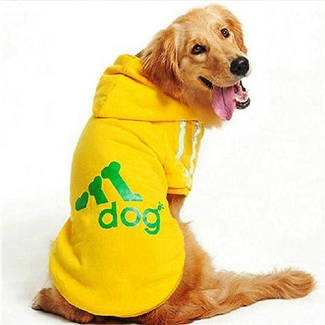 TYJY Ropa para Perros Grandes Bulldog Pitbull Abrigo Chaqueta Ropa De Invierno Ropa De Abrigo para