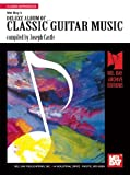 Deluxe Album of Classic Guitar Music, Joseph Castle, 0871669420