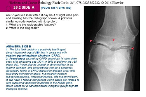 Robbins and Cotran Pathology Flash Cards, 2e (Robbins Pathology)
