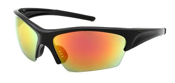 bb65728500 Amazon.com  Sports Safety Sunglass for Men Women Cycling Running ...