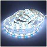 LEDENET RGB+W+WW Flexible LED Strip Lighting Full Color Changing Color Temperature Adjustable Cold White Warm White CCT RGB LED Tape Ribbon Lamp Silcone Coating Waterproof IP65