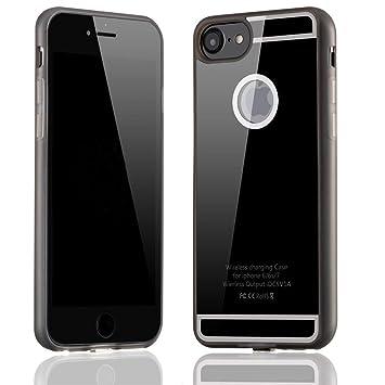Antye Carga inalámbrica Receptor para iPhone 7/7Plus, Apple ...