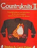 Countryknits II, Stephen Huber and Carol Huber, 0525484191