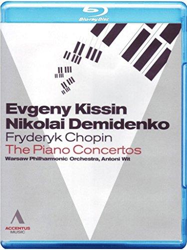 Evgeny Kissin - Piano Concertos Warsaw 2010 (Blu-ray)