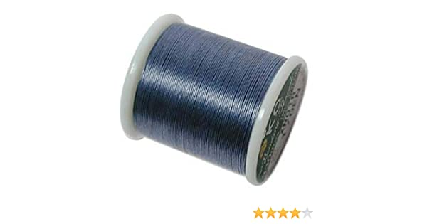 1 X Japanese Nylon Beading Thread by KO for Delica Beads GOLD 42765 by KO