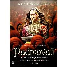 Padmavati - Movie - Red Mini Poster - 40.5x30.5cm