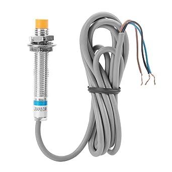 LJ8A3-2-Z/AY 2mm Sensor de Proximidad Inductivo Detector Sensor de Proximidad