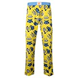 Despicable Me Men's Minions Pyjama Bottoms Yellow