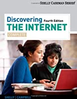 Discovering the Internet: Complete, 4th Edition Front Cover