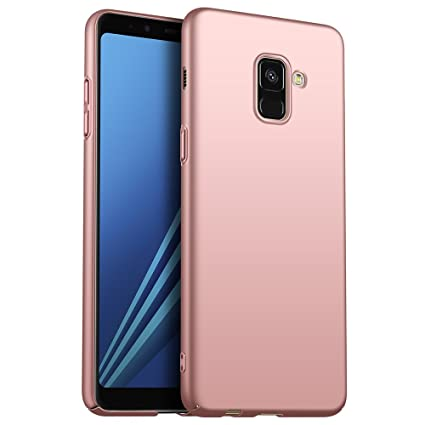 brand new afbdd 3a1cb Amazon.com: Samsung Galaxy A5 2018 Case/A8 2018 Case, ZUERCONG ...