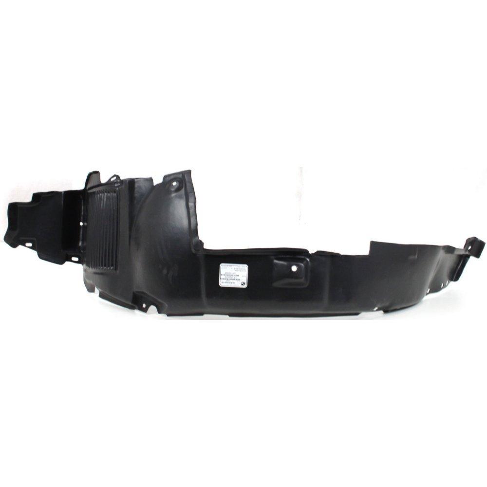 Splash Shield Front Left Side Fender Liner Plastic for ELANTRA 04-06
