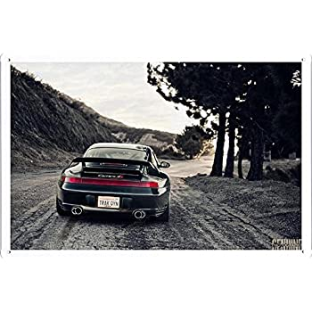 Automobile Car Vehicle Metal Poster Plate Tin Sign by Jake Box (8