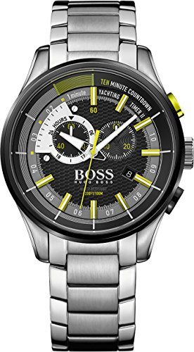 Hugo Boss YACHTING TIMER II 1513336 Mens Wristwatch Yachting Timer