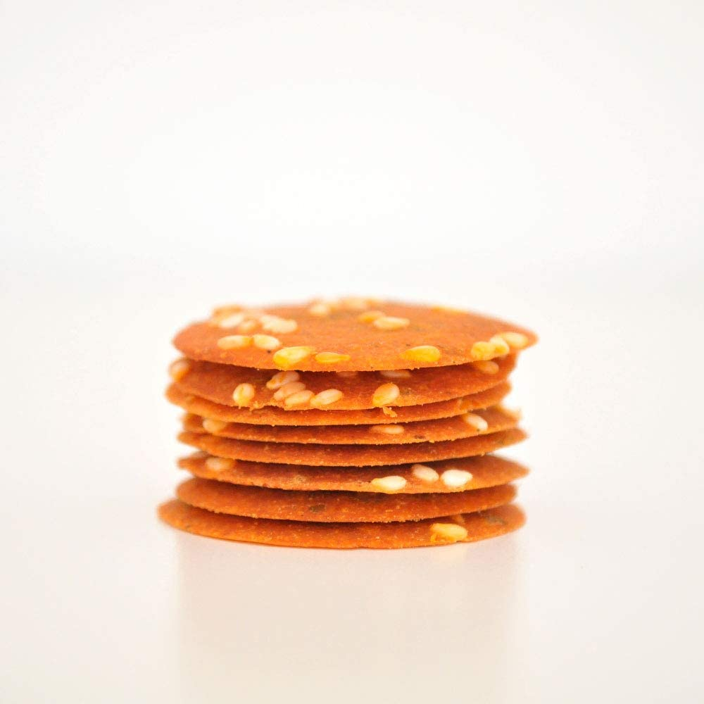 Snack Brazô Salgados – Sem Glúten, Sem Lactose, Vegano - Snack Saudável – 12 unid.30g