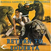 Return to Eddarta: Gandalara, Book 6 | Randall Garrett, Vicki Ann Heydron