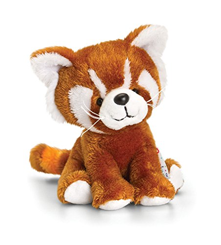 Keel Pippins Red Panda Soft Toy 14cm - Brand New