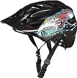 2018 Troy Lee Designs Youth A1 Eyeball MIPS Bicycle Helmet