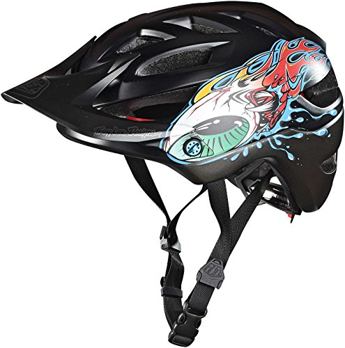 2018 Troy Lee Designs Youth A1 Eyeball MIPS Bicycle Helmet by Troy Lee Designs