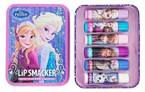 Lip Smacker - Disney Frozen - New Tin Box 6 Lip Balms