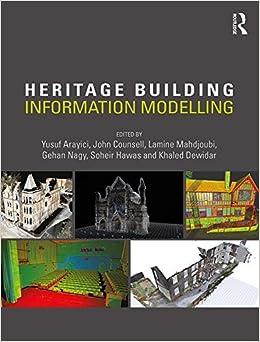 Book Heritage Building Information Modelling