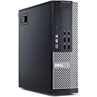 Dell Optiplex 9020 Intel Core i7-4790 X4 3.6GHz 4GB 256GB SSD Win8.1,Black(Certified Refurbished)
