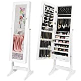 Best jewelry cabinet with stand armoires Available In