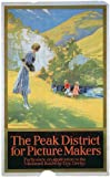 The Peak District by Unknown front cover