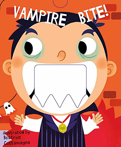 Easy Quick Cute Halloween Costumes (Vampire Bite! (Crunchy Board)