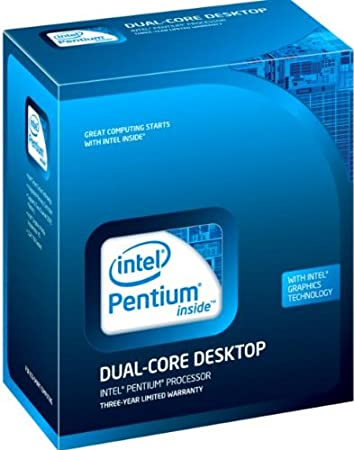 Intel Pentium G6950 Processor 2.8GHz 3 MB Cache Socket LGA1156