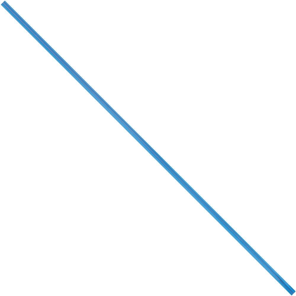 BOX USA BPLT6B Plastic Twist Ties, 6'' x 5/32'', Blue (Pack of 2000)