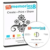 My Memories Suite 8 Digital Scrapbooking Software [Mac and PC]