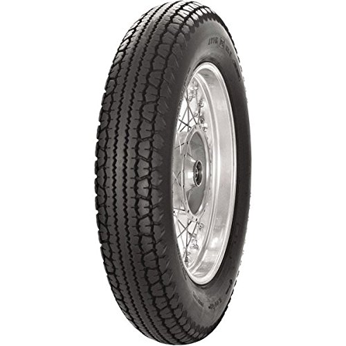 Avon Tyres AM7 Safety Mileage MKII Rear Tire - 5.00S-16, Load Rating: 69, Speed Rating: S, Tire Application: General, Position: Rear, Tire Construction: Bias, Tire Type: Street, Tire Size: 5.0