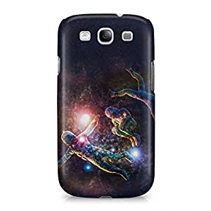 Astronaut Space Hard Plastic Snap-On Case Cover For Samsung Galaxy S3