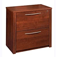 Bestar Embassy 36 Inch Lateral File in Tuscany Brown
