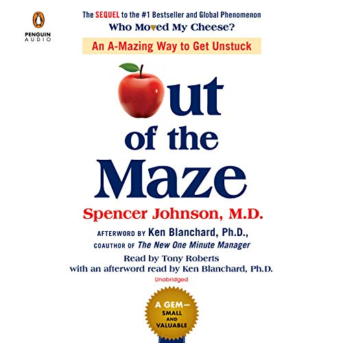 Books : Out of the Maze: An A-Mazing Way to Get Unstuck
