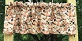 Cheap Pig Valance Hog Heaven Pig Sty Pigs All Over Farm Animal Country Handcrafted Curtain Valance