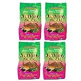 Enviro Pro 00176 6-Pound Armadillo Scram All Natural Granular Repellent, 4-Pack