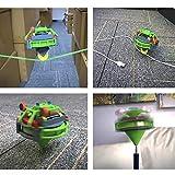 Tightrope Unicycle Toy, Novelty Light-Up Tumbler