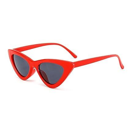 Gafas de sol Pawaca Retro Vintage Cat Eye para mujer, Gafas ...