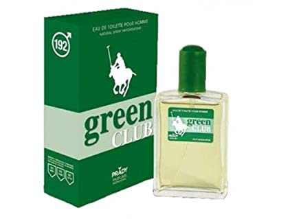 Colonia Caballero Green Club N192 100ml: Amazon.es: Belleza
