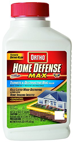 Ortho Home Defense Max Concentrate Termite & Destructive Bug Killer (Case of 6), 16 oz by Ortho